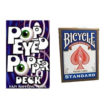 Bicycle Pop Eyed Popper Deck