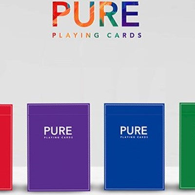 Pure  Playing Cards