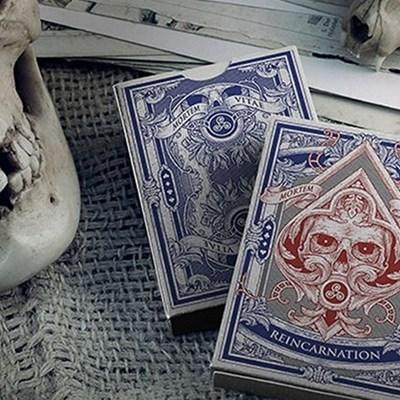 Reincarnation Playing Cards (Classic Edi…