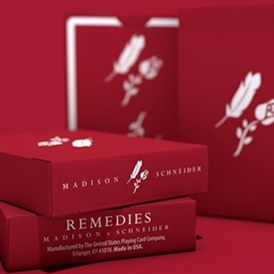 Remedies Playing Cards