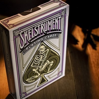 Skelstrument Playing Cards