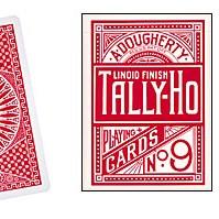 Tally-Ho Circle Back Playing Cards