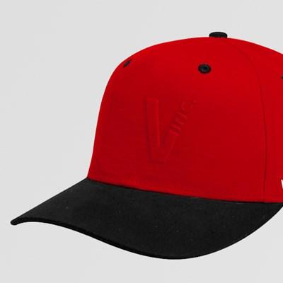 Vanishing Inc. Baseball Cap (Red)