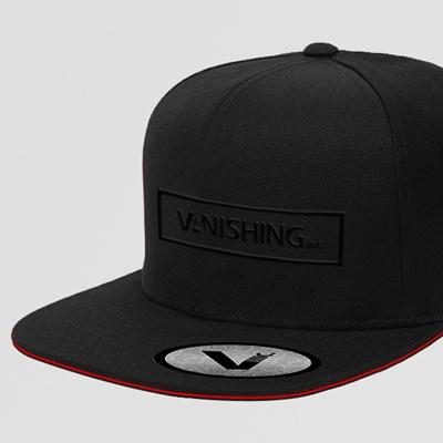 Vanishing Inc. Snapback (Black)