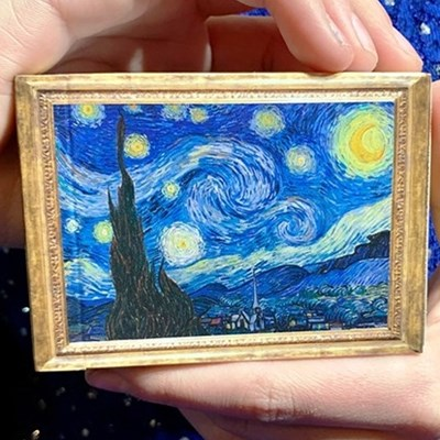 "Vincent van Gogh ""The Starry Night"" Play…"