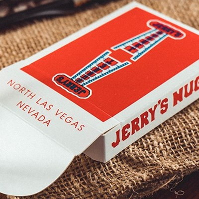 Jerry's Nugget Playing Cards (Vintage Fe…