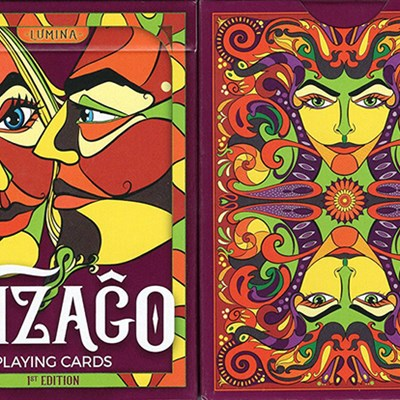 VIZAGO Playing Cards