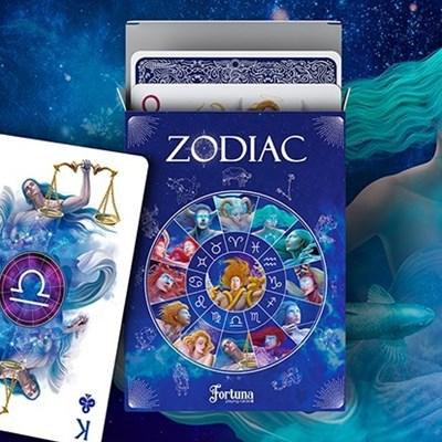 Zodiac Playing Cards