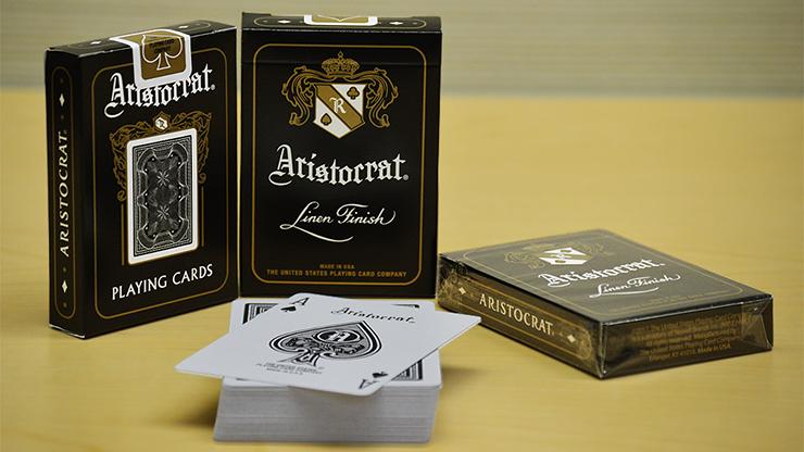 Aristocrat Black Edition Playing Ca