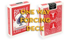 Assorted Mandolin Red One Way Forci