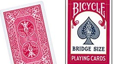 Bicycle Bridge Sized Playing Cards
