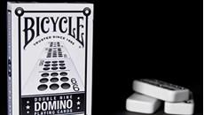Bicycle Double Nine Domino Playing