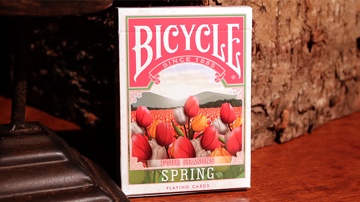 Bicycle Four Seasons Limited Editio
