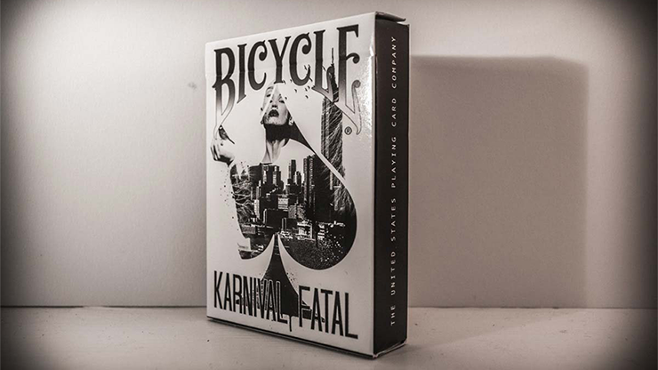 Bicycle Karnival Fatal Playing Card
