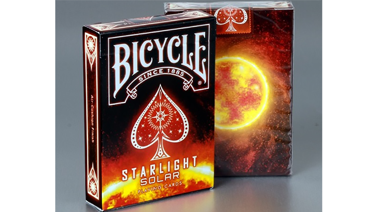 Bicycle Starlight Solar Playing Car