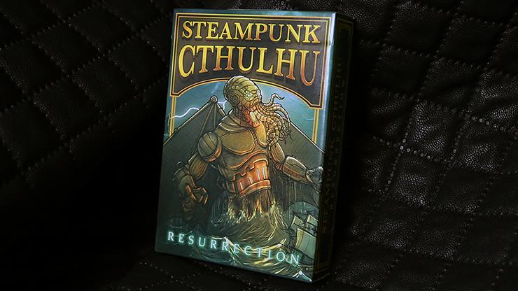 Bicycle Steampunk Cthulhu Resurrect