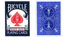 Blue One Way Forcing Deck
