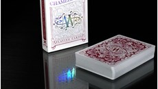 Chameleon Playing Cards (Red)