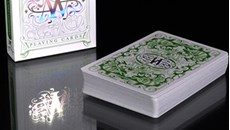 Chameleon Playing Cards signed By A