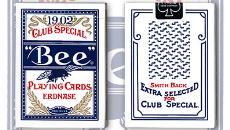 Erdnase 1902 Bee Playing Cards