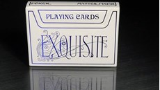 Exquisite Playing Cards (Blue)