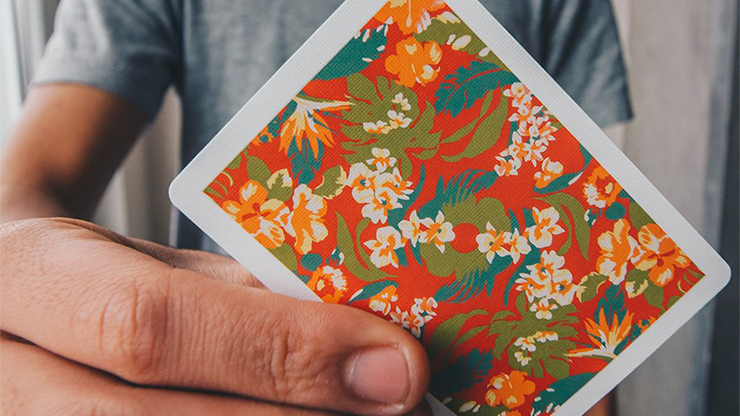 Flora Playing Cards