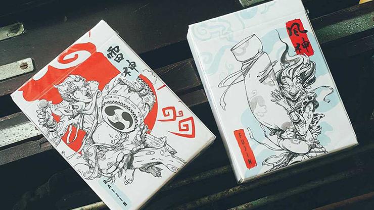 Fujin Playing Cards