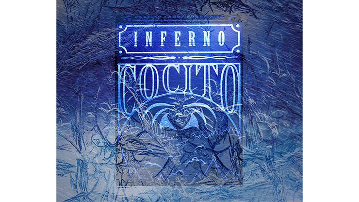 Inferno Cocito Playing Cards