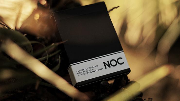 NOC Original Deck (Black) USPCC Pri