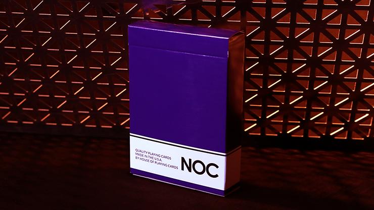 NOC Original Deck (Purple) USPCC Pr