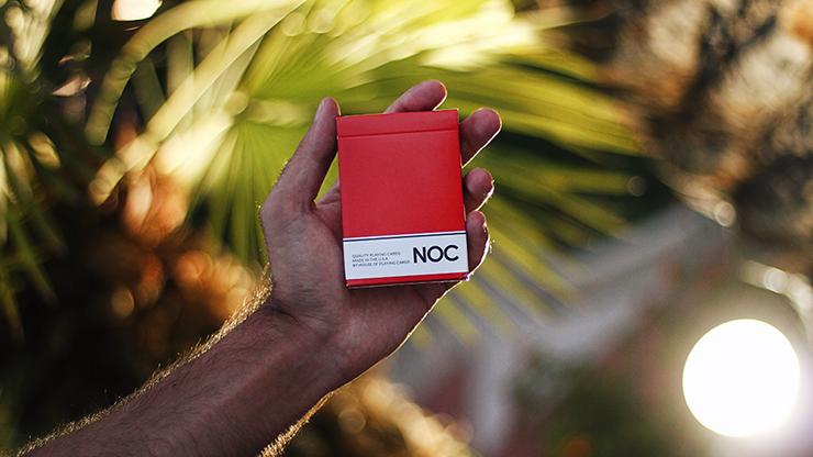 NOC Original Deck (Red) USPCC Print