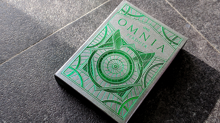 Omnia Perduta Playing Cards