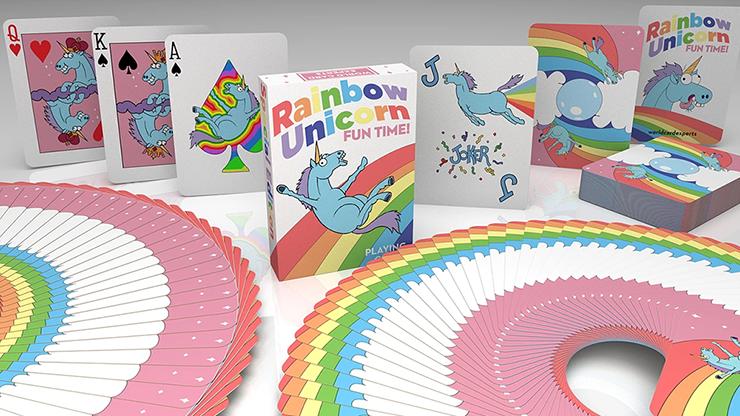 Rainbow Unicorn Fun Time! Playing C