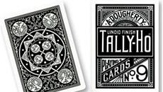 Tally Ho Fan Back (Black)