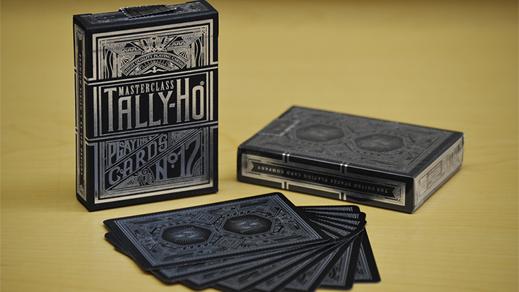 Tally-Ho Masterclass Playing Cards