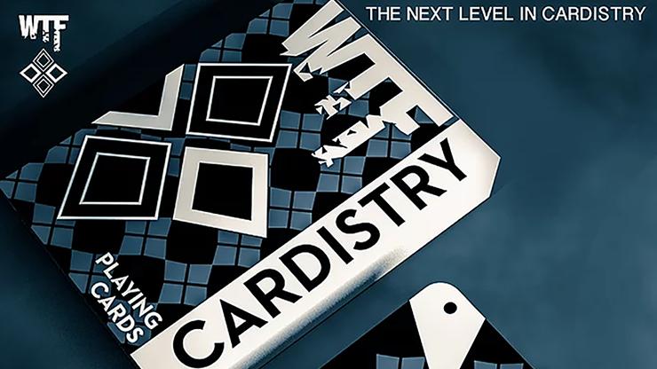 WTF Cardistry Spelling Decks