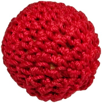 "1"" Crochet Ball Non Magnetic - magic"