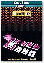 10 Exact Cuts - magic