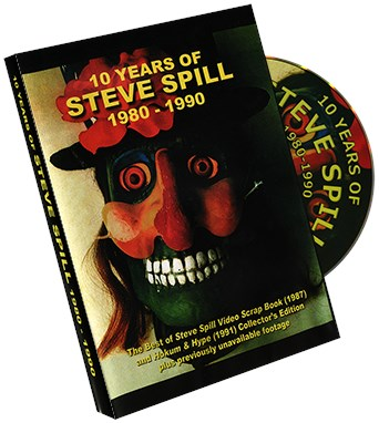 10 Years of Steve Spill 1980 - 1990 - magic