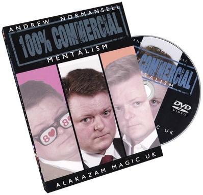 100 Percent Commercial Volume 2 - Mentalism - magic