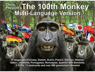 100th Monkey Multi-Language - magic
