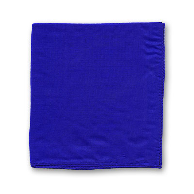 "12"" Single SIlk (Royal Blue) - magic"