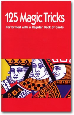 125 Tricks with Cards - magic