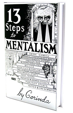 13 Steps to Mentalism - magic