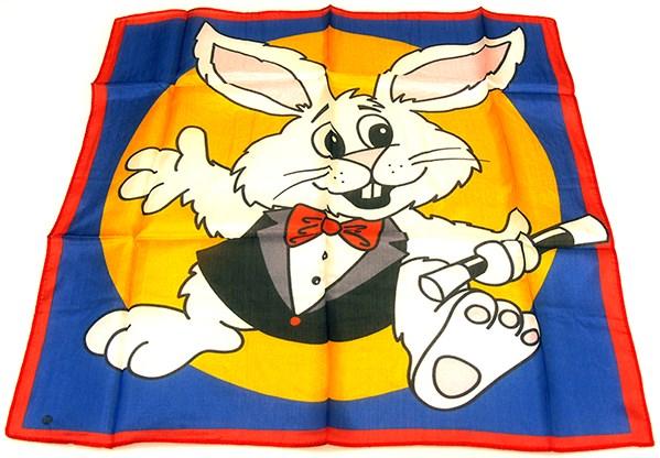 "18"" Silk - Rabbit  - magic"