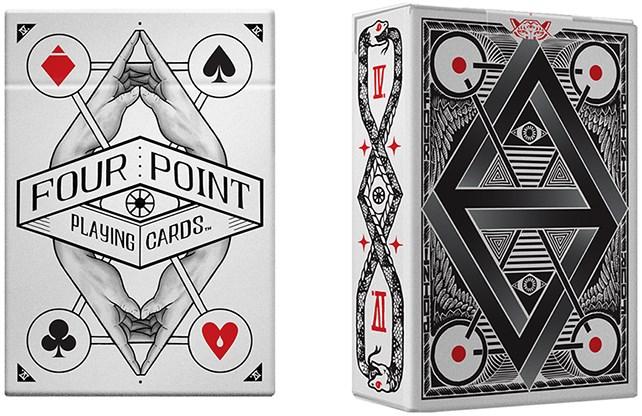 1st Edition White Deck - magic