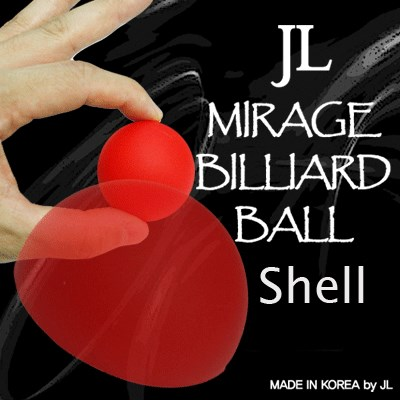 2 Inch Mirage Billiard Balls - magic