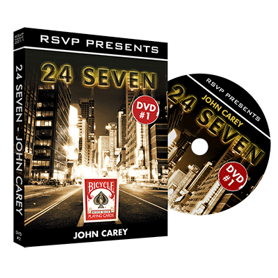 24Seven Vol. 1 - magic