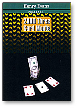 3 Card Monte 2000 - magic