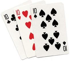3 Card Monte - magic
